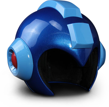 Image result for megaman helmet