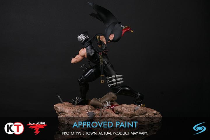 Ninja Gaiden 3: Ryu Hayabusa Resin statue