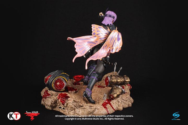Ninja Gaiden 3: Ayane 3D Output